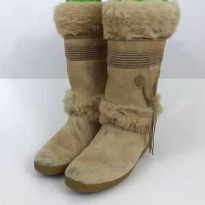 Tecnica Shoes Fur Boots Poshmark